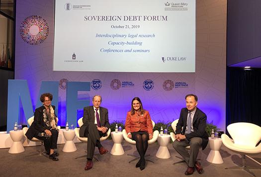 Sovereign Debt Forum Event Picture