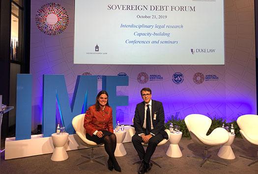 Sovereign Debt Forum Event